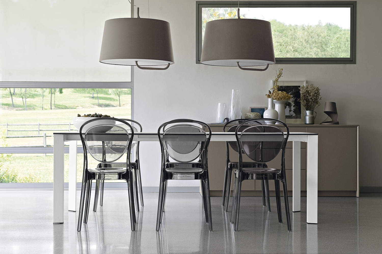 Casa mia trpezarijske stolice for Tavolo convoy calligaris
